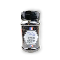 Tellicherry Smoked Peppercorns 330 ml container
