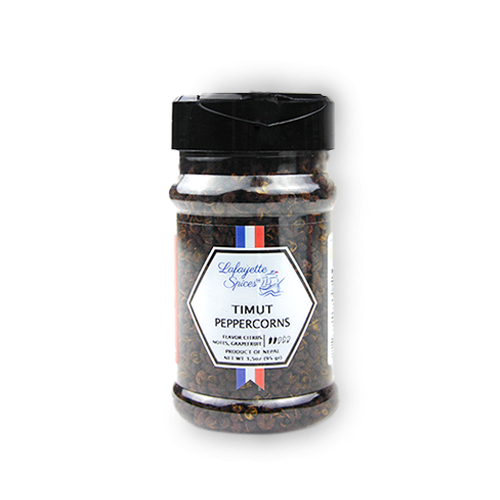 Timut Peppercorns 330 ml container