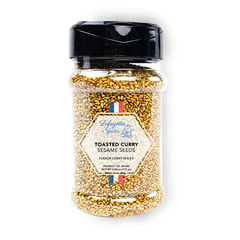 Toasted Curry Sesame Seeds 330 ml container