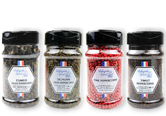 Fruity Peppercorn Kit