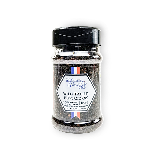 Wild Tailed Peppercorns 330 ml container