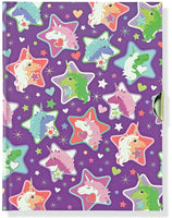 Sparkling Unicorn Locking Journal