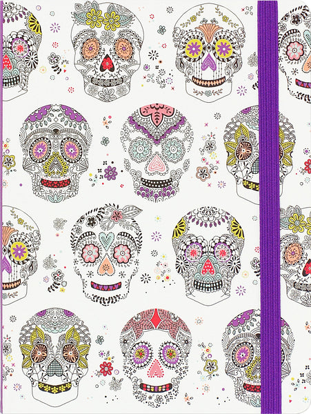 Sugar Skulls Journal