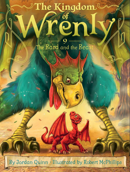 Wrenly #9 Bard and the Beast