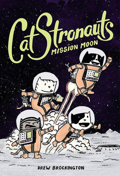 CatStronauts #1 Mission Moon