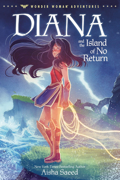 Diana and the Island of No Return