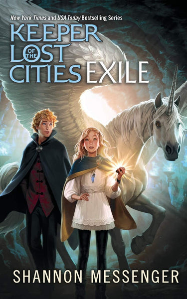 Keeper of Lost Cities #2 Exile
