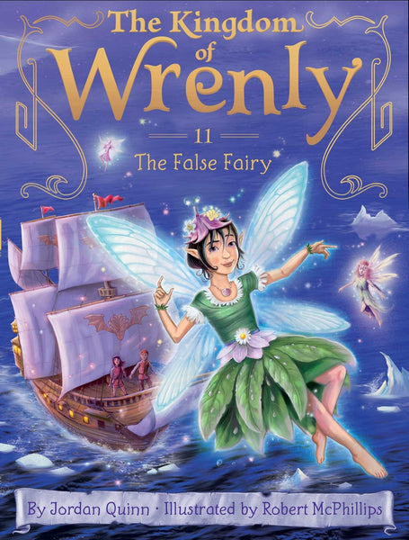 Wrenly #11 False Fairy