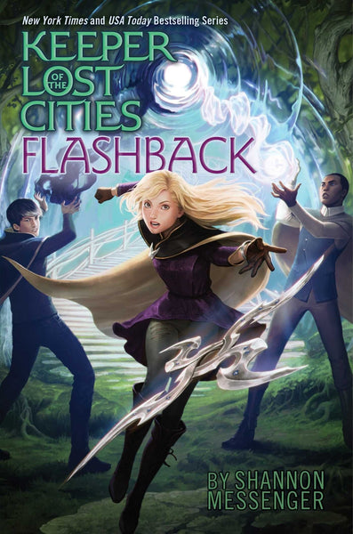 Keeper of Lost Cities #7 Flashback
