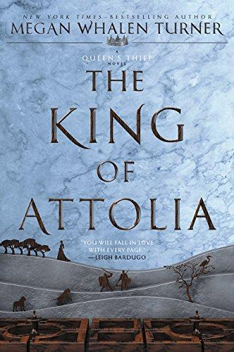 Attolia #3 King of Attolia