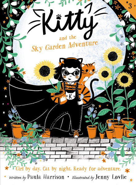 Kitty and the Sky Garden Adventure