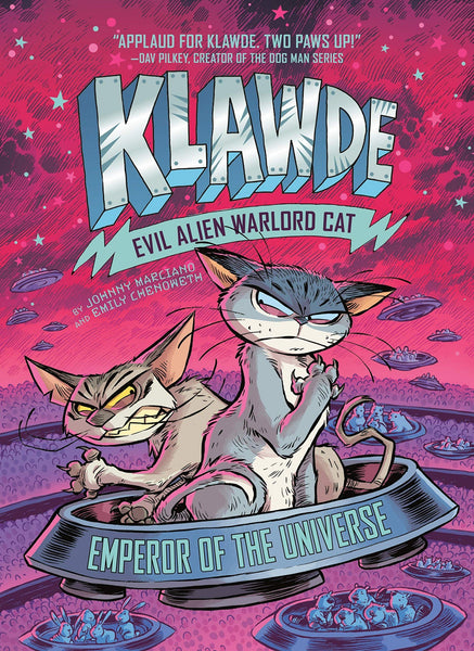 Klawde #5 Emperor of the Universe