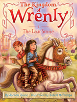 Wrenly #1 Lost Stone