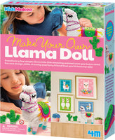 Llama Doll Make Your Own