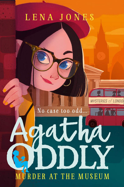 Agatha Oddly #2 Murder at the Museum