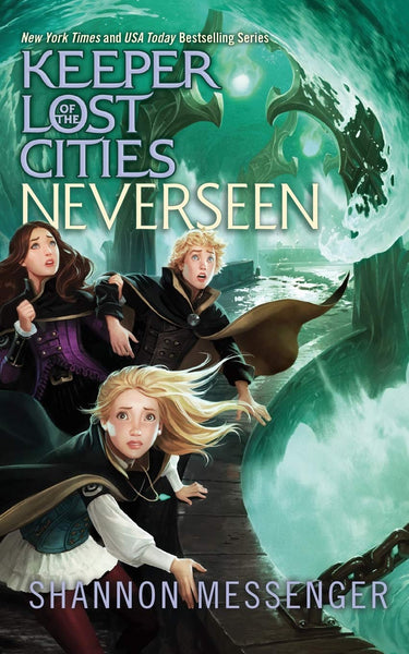 Keeper of Lost Cities #4 Neverseen