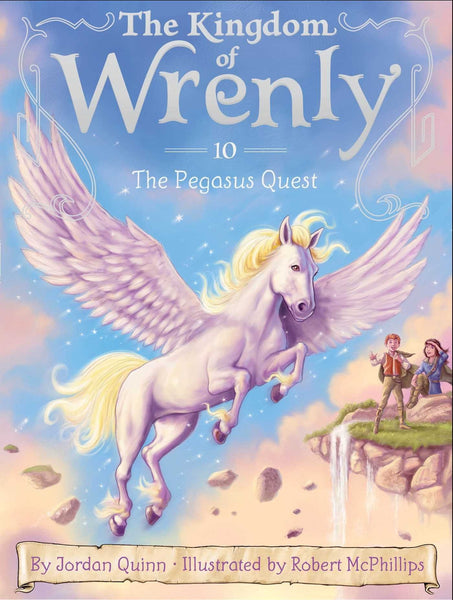 Wrenly #10 Pegasus Quest