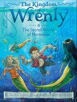 Wrenly #8 Secret World of Mermaids