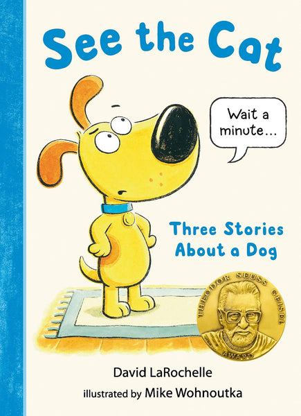 See the Cat: Three Stories About a Dog