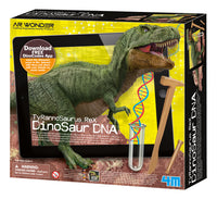 T-Rex Dinosaur DNA Kit