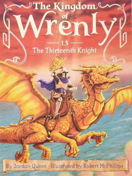 Wrenly #13 Thirteenth Knight
