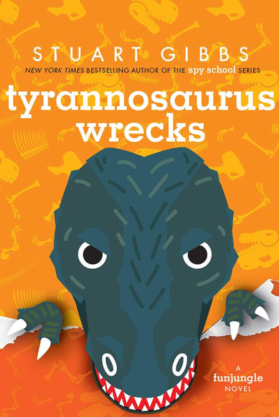 Fun Jungle #6 Tyrannosaurus Wrecks