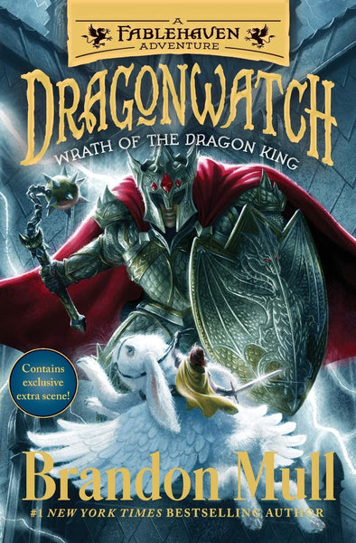 Dragonwatch #2 Wrath of the Dragon King