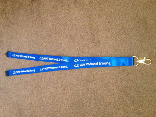 WAY Lanyard Blue