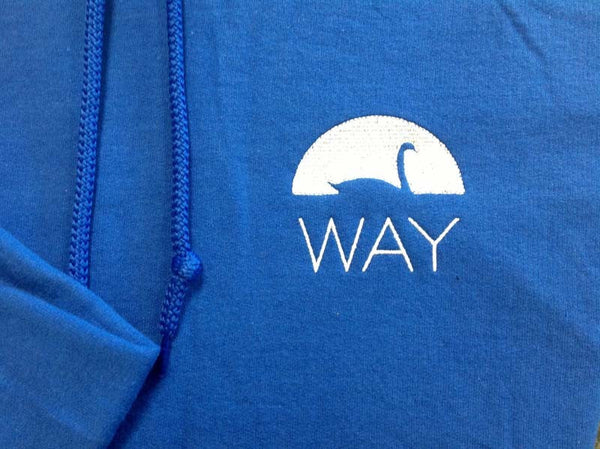 WAY Children's Royal Blue Hoodie