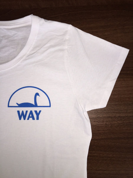 WAY Women's White T-Shirt
