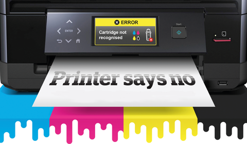 ink cartridge as an old version