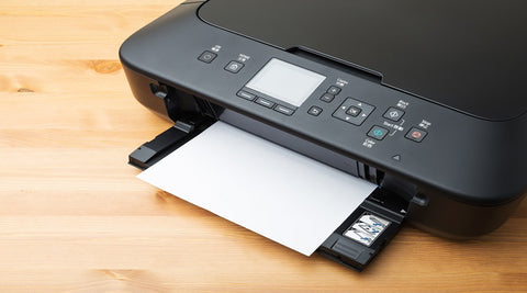 printing blank pages