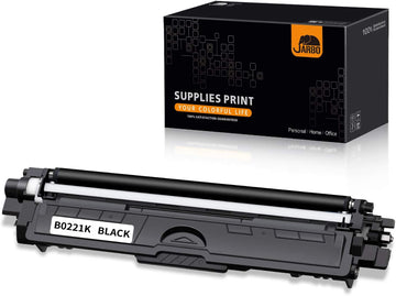 Compatible for Brother TN221 Toner Cartridges, 1 Black
