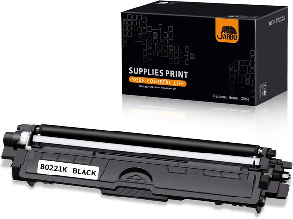 Jarbo Compatible for Brother TN221 Toner Cartridges