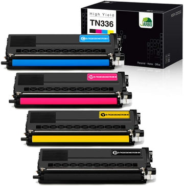 Jarbo Compatible for Brother TN336 Toner Cartridges