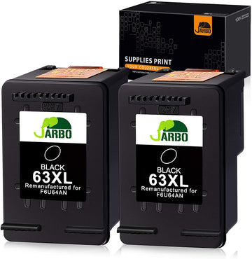 HP 63XL Replacement Ink Cartridges