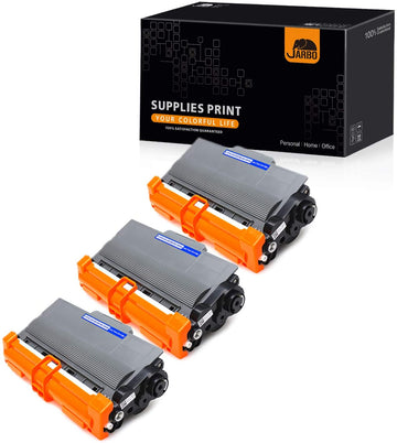 Jarbo Compatible for Brother TN750 Toner Cartridges