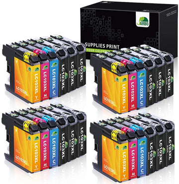 Jarbo Compatible for Brother 103XL Ink Cartridges