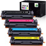 Jarbo Compatible for HP 201X CF400X Toner Cartridges