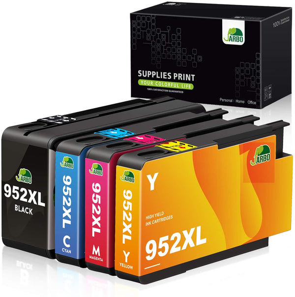 Jarbo Compatible for HP 952XL Ink Cartridges