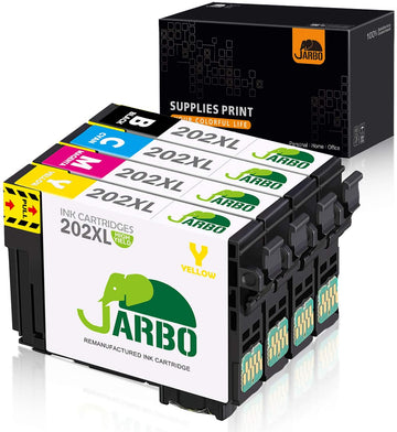 Epson 202XL Compatible Ink Cartridges