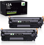 HP 12A Q2612A Fully Compatible Toner Cartridges