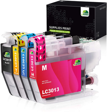 Jarbo Compatible for Brother LC3013 Ink Cartridges