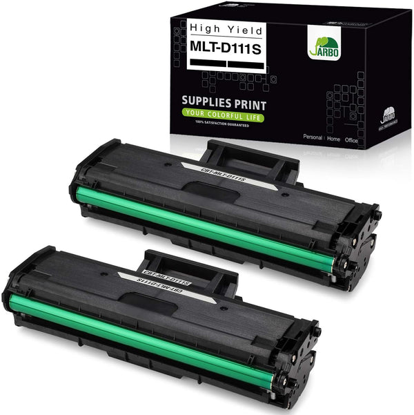 Jarbo Compatible for Samsung MLT-D111S Toner Cartridges