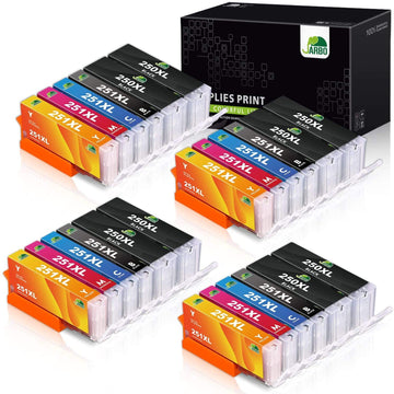 Canon 250XL/251XL Compatible Ink Cartridges