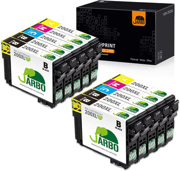 Jarbo Compatible for Epson 200XL Ink Cartridges
