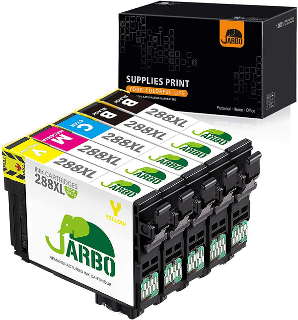 Jarbo Compatible for Epson 288XL Ink Cartridges