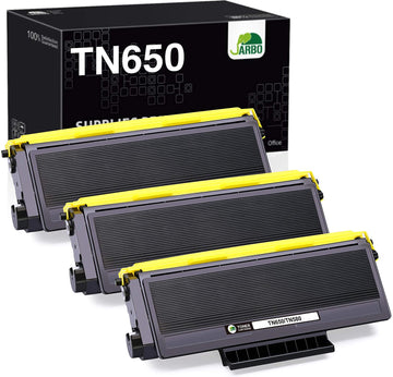 Jarbo Compatible for Brother TN650 Toner Cartridges