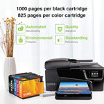 Jarbo Compatible for HP 932XL/933XL Ink Cartridges