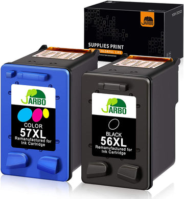 HP 56XL/57XL Remanufactured Ink Cartridges